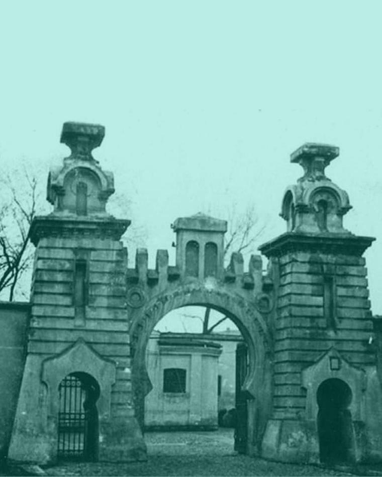 Stary Cmentarz Żydowski - oprowadzanie